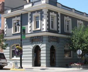 Fernie Museum Exterior