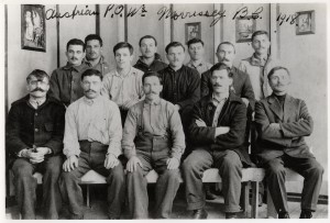 Austrian POWs | Morrissey, BC | 1918 Fernie Museum | 3884DO