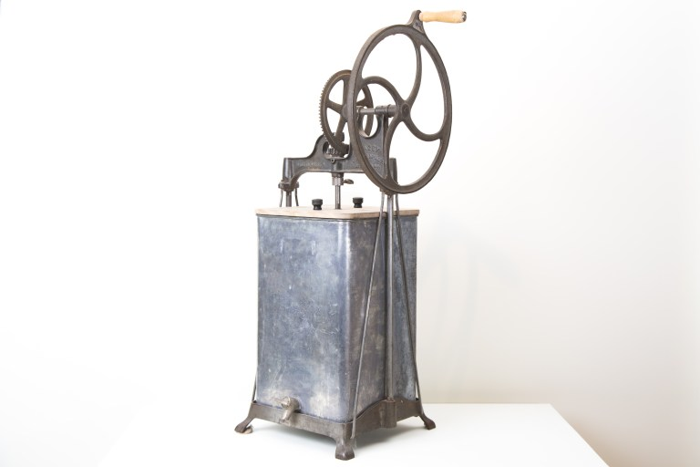 Documenting Collections | A Butter Churn