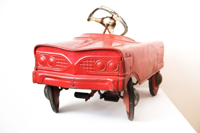 Documenting Collections | Murray Steelcraft V-Front Pedal Car